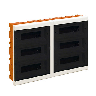 Caja Para Termicas Embutir Interior Roker 96 Modulos Zm796