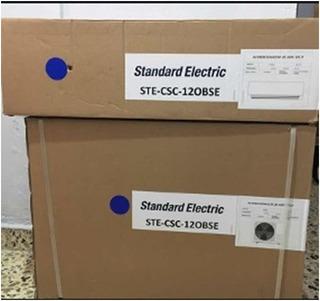 Aire Acondicionado Standard Electric 3500w Fc Ste-csh-120bse