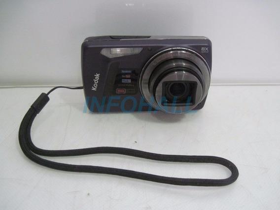 Câmera Kodak Easyshare M580 Não Liga