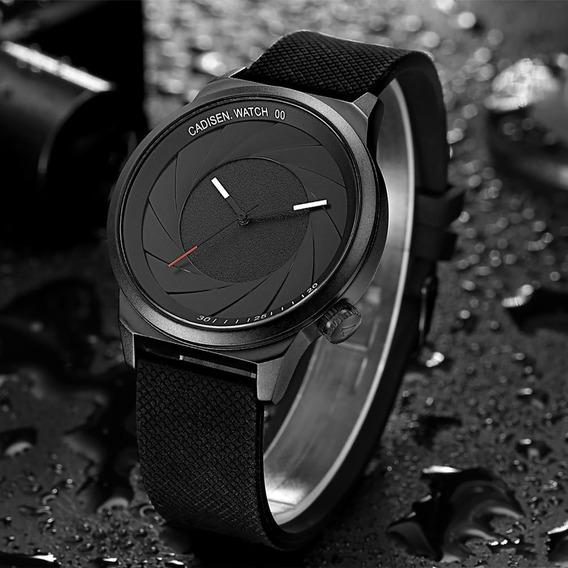 Relógio Masculino Impermeável Relógio De Quartzo De Negócios