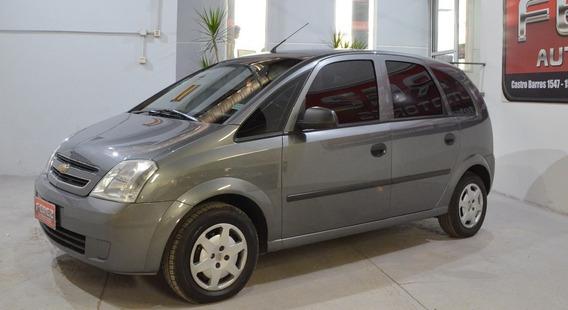 Chevrolet Meriva Gl Plus 1.8 Sohc 2010 Gris En Excelente Est