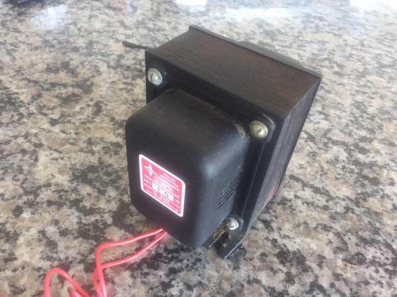 Transformador 220v 24v 150va Polux Semi Novo