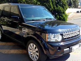 Land Rover Discovery 4 Se 3.0 V6 2012