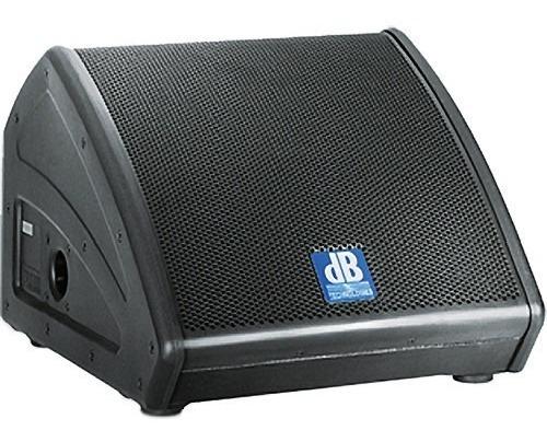 Db Technologies Fm12 Monitor Ativo 12 1200w | Nf + Garanti