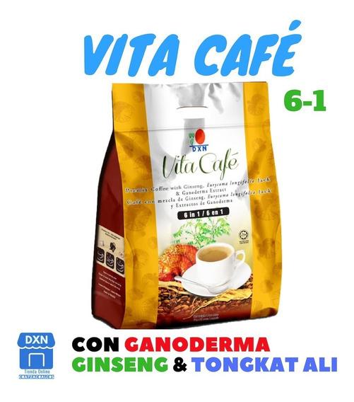 Dxn Café Orgánico Con Ganoderma Ginseng Vita 6-1