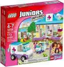 Lego 10728 Juniors Clinica Veterinaria