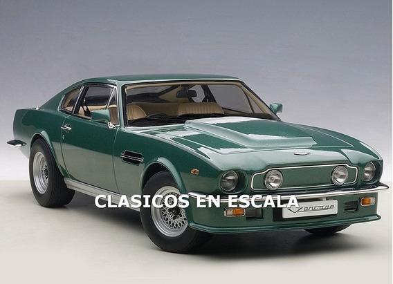 Aston Martin Vantage - 1985 - Icono Clasico - Autoart 1/18