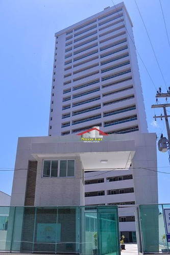Imagem 1 de 16 de Apartamento Com 2 Dormitórios À Venda, 86 M² Por R$ 730.000,00 - Meireles - Fortaleza/ce - Ap0054