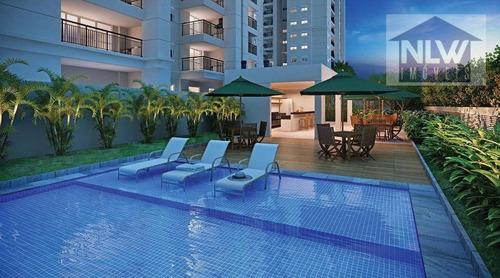 Apartamento Com 2 Dormitórios À Venda, 68 M² Por R$ 480.530,00 - Jardim Flor Da Montanha - Guarulhos/sp - Ap1799