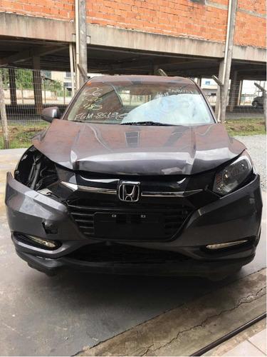 Sucata P/ Retirada De Peças Honda Hrv Lx Cvt 1.8 2017 Aut.