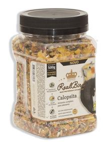 Realbird Calopsita - 500 G