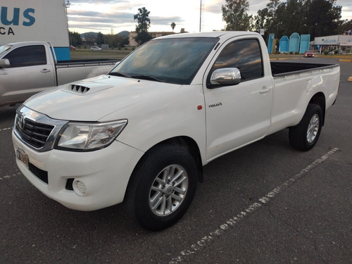 Toyota Hilux 2.5 Cs Dx Pack 120cv 4x4 - I3 2014
