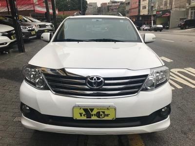 Toyota Hilux Sw4 Sr 4x2 7 Lugares 2.7l 16v Dohc Dua..eyl4637