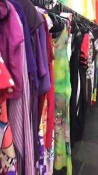 Lote 15 Vestidos De Verão Atacado Brechó Roupas Seminovas Usadas