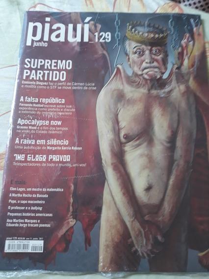Revista Piauí Edicao 129