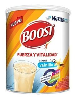 Boost Suplemento Nutricional Vainilla Lata X 370g