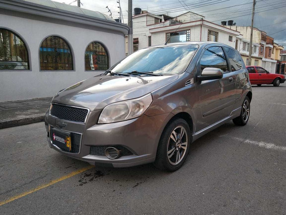 Chevrolet Aveo Emotion Gt 1.6 Mt Full Equipo