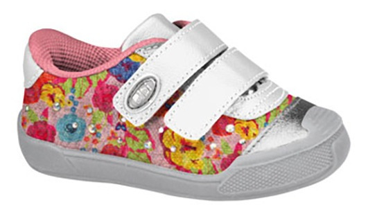 Zapatos Bebes Cierre Magico Iv Niñas Bibi