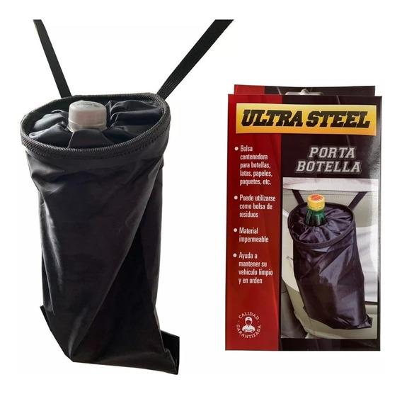 Porta Botella Bebida Latas Impermeable Ajustable Para Autos