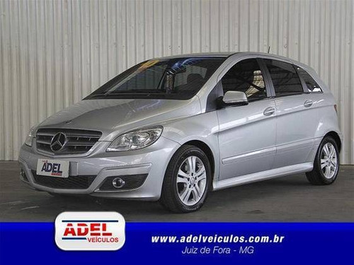 Mercedes-benz B 200 2.0 8v Gasolina 4p Automático