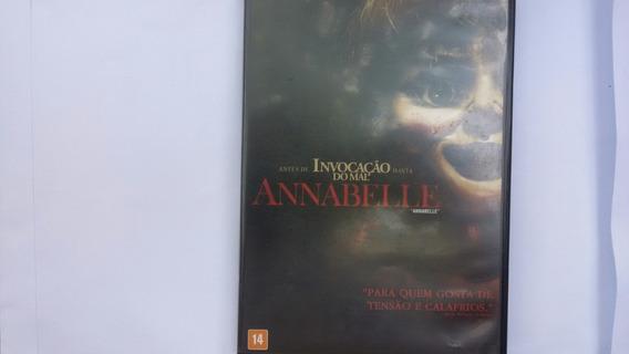 Dvd Anabelle - Original - Com Cópia Digital