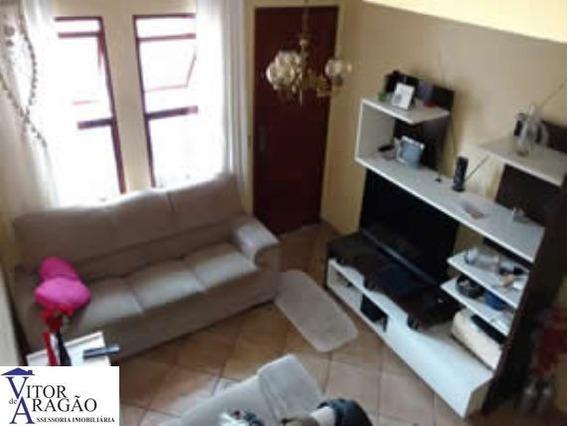 03357 - Casa De Condominio 2 Dorms, Vila Isolina Mazzei - São Paulo/sp - 3357