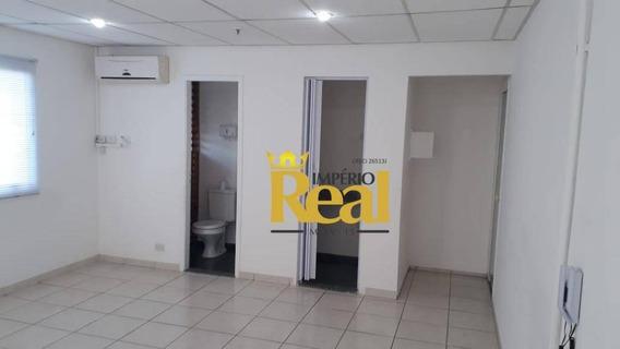 Sala Para Alugar, 32 M² Por R$ 900,00/mês - Lapa - São Paulo/sp - Sa0160