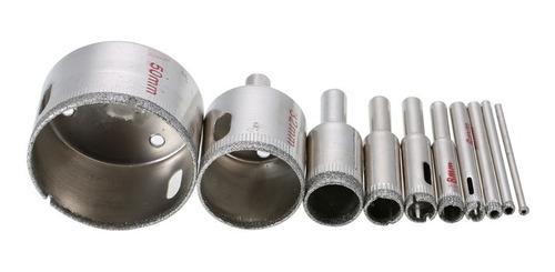 con 60/mm, longitud /útil//–/mddb1q068b /Brocas de diamante 68/mm de di/ámetro mandrex mxqs Diamante de Corona concret exdry/