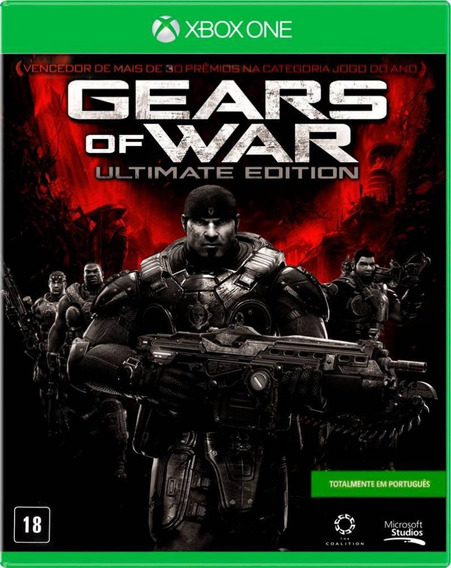 Game Gears Of War Ultimate Edition