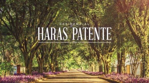 Imagem 1 de 5 de Terreno Residencial À Venda, Tanquinho Velho, Condomínio Haras Patente, 834 M², Jaguariúna. - Te0026