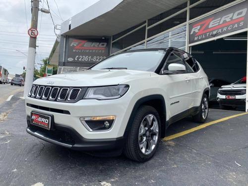 Jeep Compass 2018 Limited Automática 16.000 Km Completa