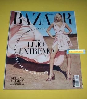 Selena Gomez Revistas Harpers Bazaar Mexico Karlie Kloss