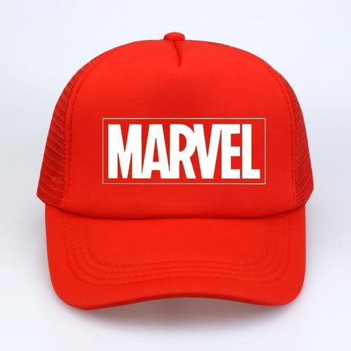 Marvel Gorra