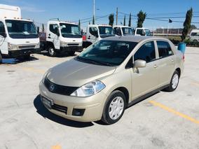 Nissan Tiida 1.8 Sense Sedan 2013 Enganche