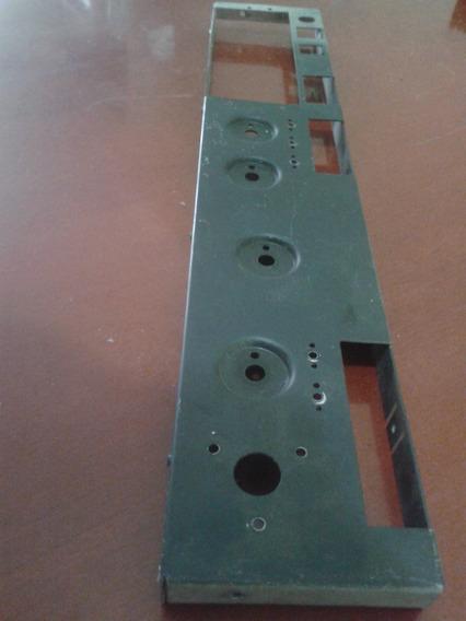 Painel Frontal Secundário Amplificador Gradiente Model 166