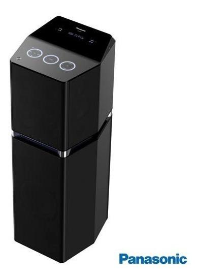Torre Som Expandido Panasonic Bluetooth 1400w Sc-ua7lb-k