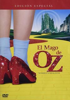 Judy Garland El Mago De Oz Ed Especial 1 Dvd Semnvo 2005 Mex