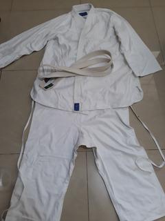 Kimono Reforçado - Torah - Branco Tam. A3