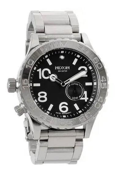 Relógio Nixon 42-20 Black Novo Original (sem Pulseira)