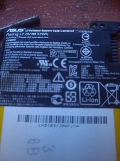 Batería Asus X555 Refurbisher 2hrs