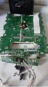 Som Sony Gtr66 Placa Do Frantal Completo