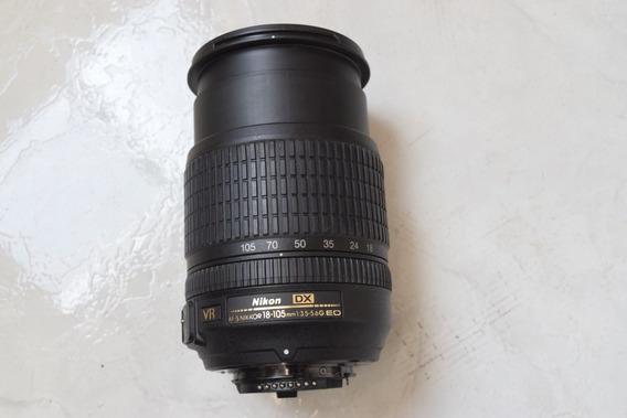 Lente Nikon 18 -105 Mm