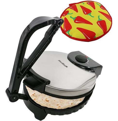 Maquina  Electrica Para  Hacer  Omelet/ Tortillas  Cucinapro