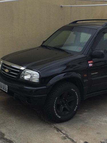 Chevrolet Tracker 2007 2.0 16v 5p