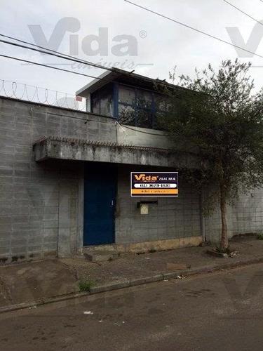 Imagem 1 de 15 de Galpão Para Locação Em Leopoldina  -  São Paulo - 9352