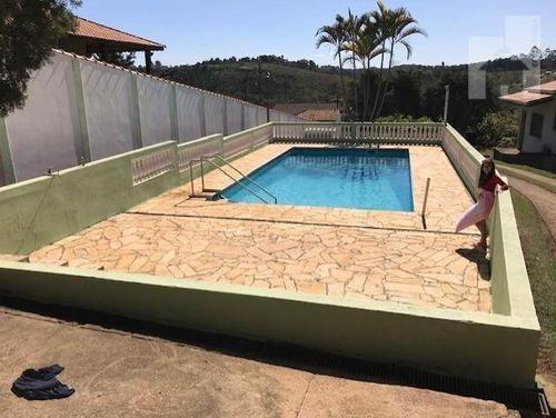 Chácara Com 3 Dormitórios À Venda, 1500 M²  - Maracanã - Jarinu/sp - Ch0104