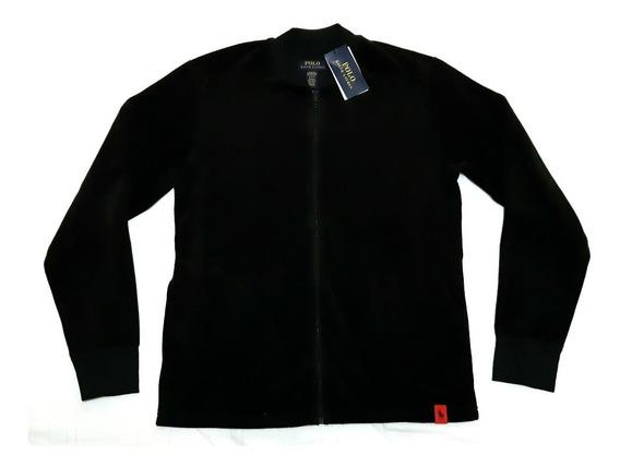 Pijama Jacket Polo Ralph Lauren Long Sleeve Original Nueva