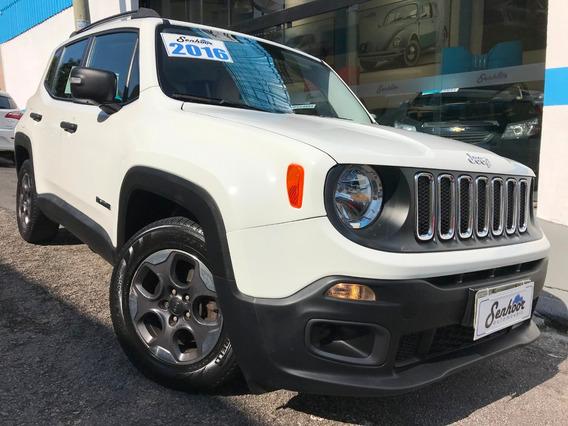 Jeep Renegade 1.8 Sport Flex 2016 - Branca