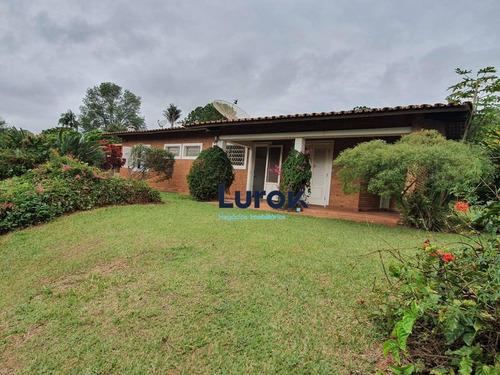 Chácara Com 3 Dormitórios 1 Suíte À Venda, 4400 M² - Country  Club - Valinhos/sp - Ch0541