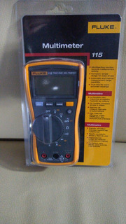 Tester Digital Fluke 115